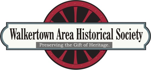 Walkertown Area Historical Society logo